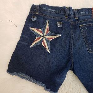 Lucky Brand Legend Americana Riley Shorts